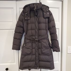 Burberry Brit 100% Authentic Woman's Winter Puffer